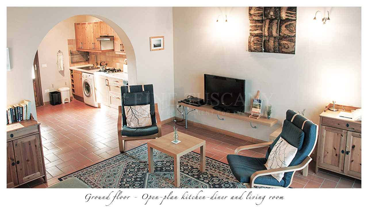 2 bedroom apartment for sale in orciatico - Two bedrooms apartment ...