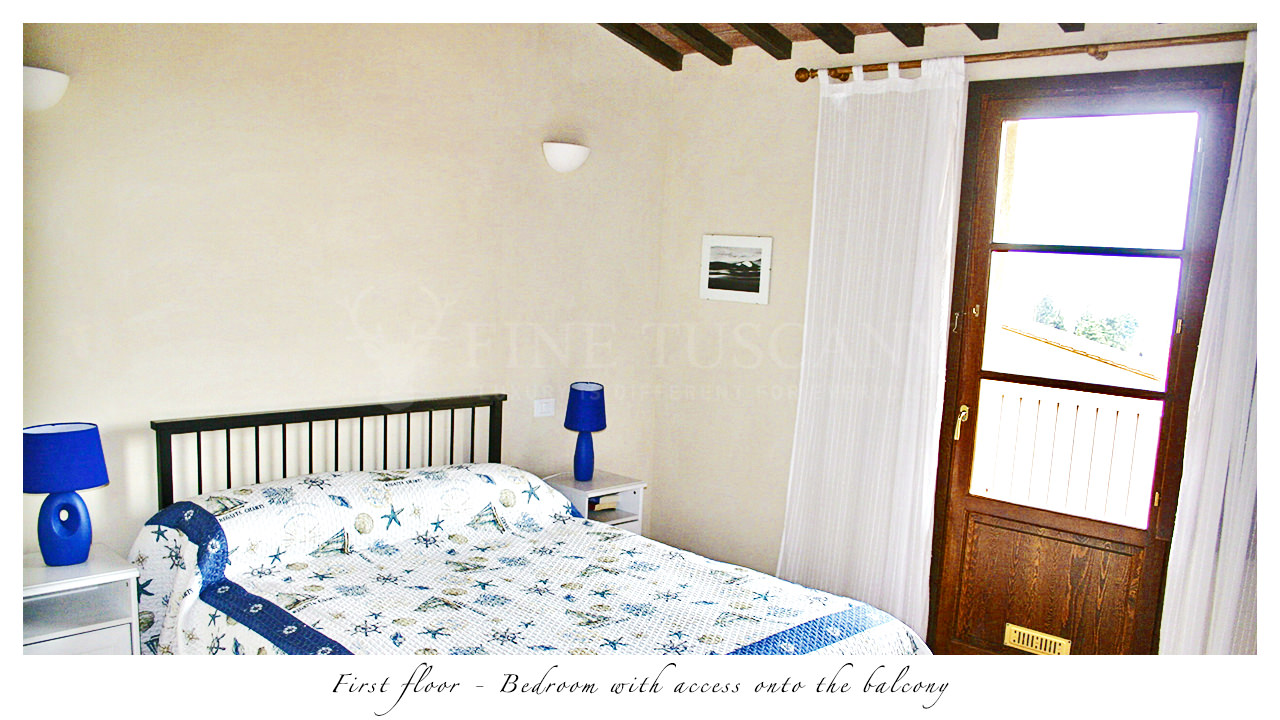 . 2 Bedroom Apartment for sale in Orciatico   FineTuscany com