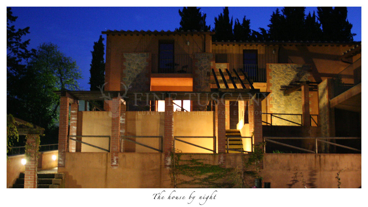 2 Bedroom Apartment For Sale In Orciatico Tuscany 6
