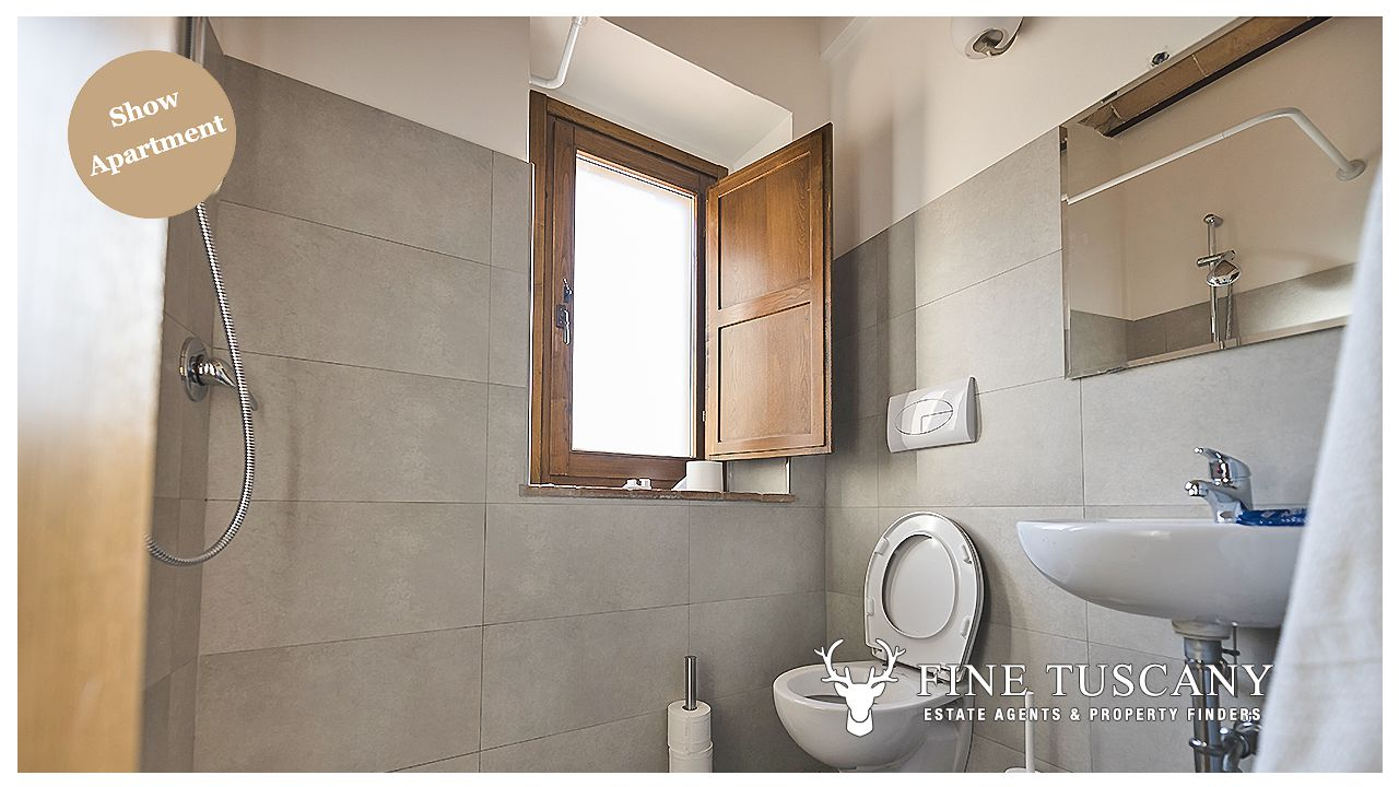 2 Bedroom apartment for sale in Volterra Tuscany Italy ...