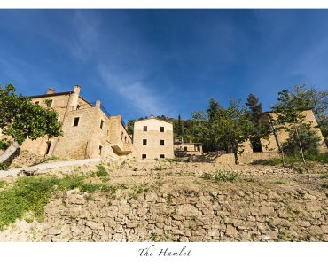 Apartments for sale near Volterra Tuscany Italy