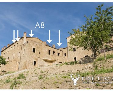 Beautiful Apartment for sale in Volterra Tuscany Italy Price Reduced