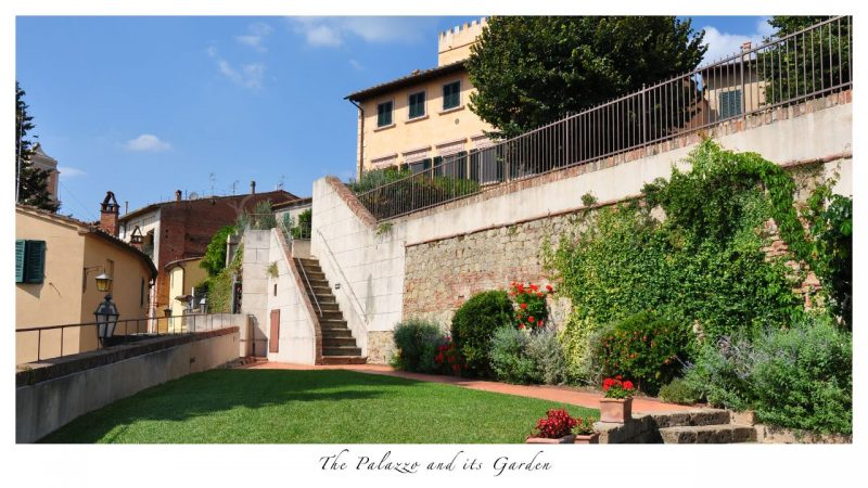 Luxury 3 bedroom apartment for sale in Palaia Tuscany Italy