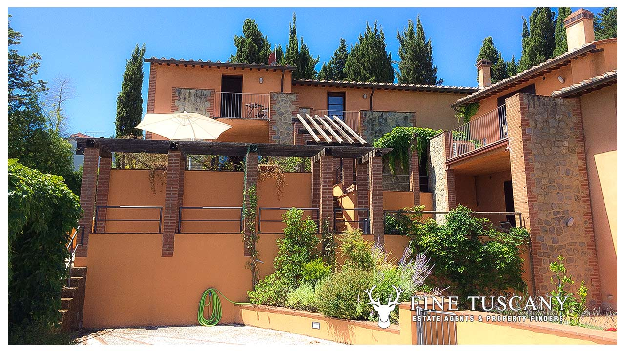 1 Bedroom apartment for sale in Orciatico, Tuscany, Italy ...