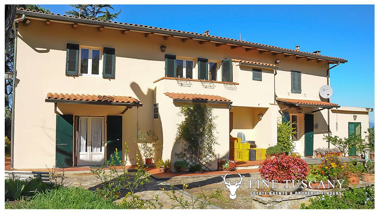 Rustic country house for sale in crespina tuscany italy for Country mansion for sale