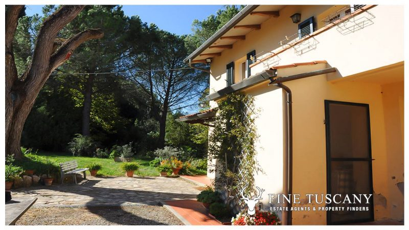 Rustic Country House for sale in Crespina Tuscany Italy