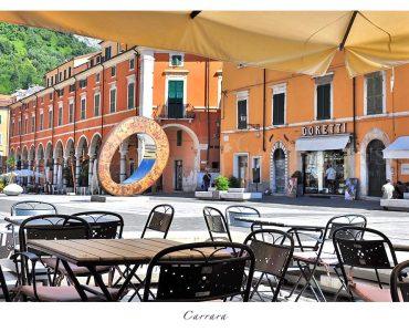 Apartment for sale in Carrara Tuscany Italy - Carrara Main Piazza
