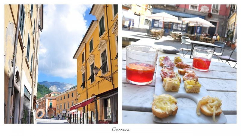 Apartment for sale in Carrara Tuscany Italy - Main Piazza