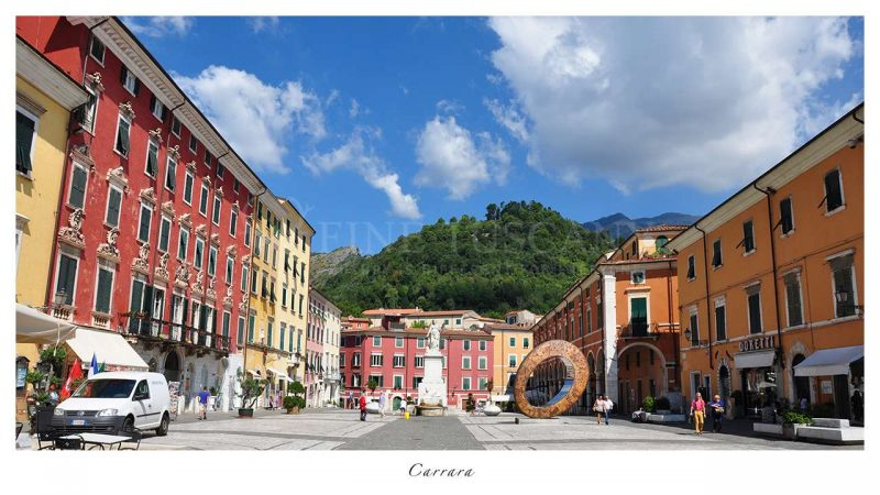 Apartment for sale in Carrara Tuscany