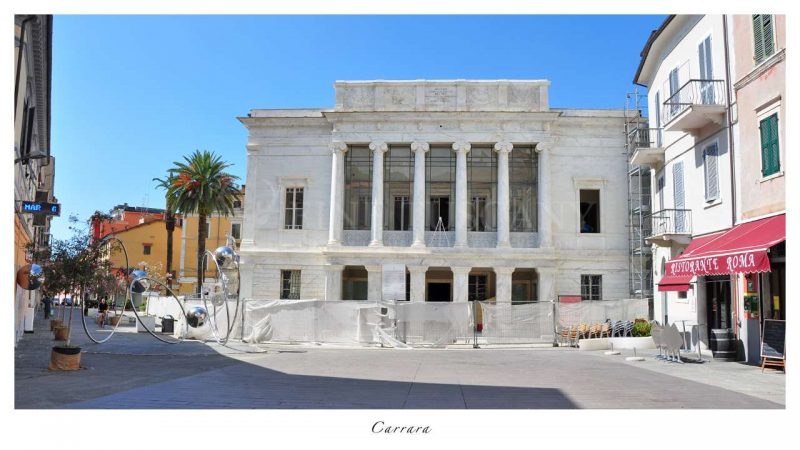 Apartment for sale in Carrara Tuscany Italy - Theatre