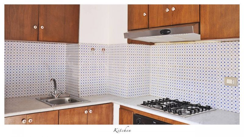 Apartment for sale in Carrara Tuscany Italy - Kitchen