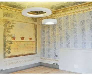 Apartment with frescoes for sale in Pisa Tuscany Italy FineTuscany