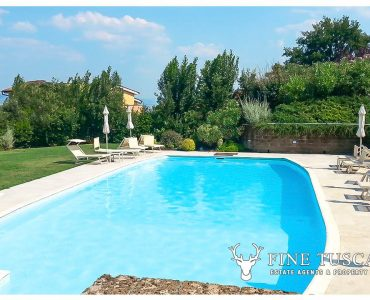 Apartment for sale in Orciatico Tuscany Italy