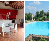 Apartment for sale in Orciatico Tuscany Italy BEST
