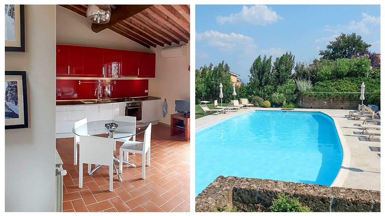Apartment For Sale In Orciatico Tuscany Italy BEST ...