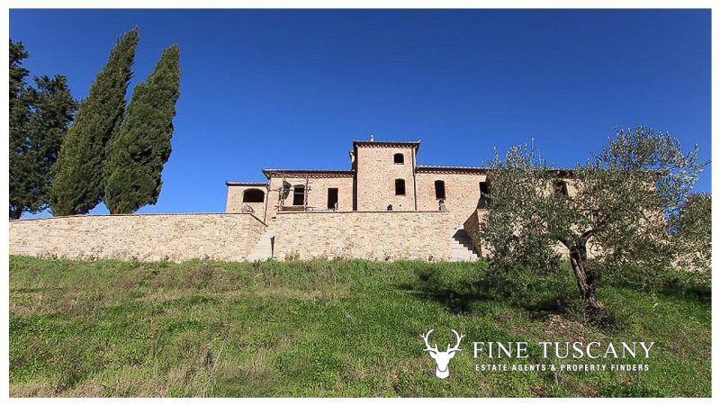 Apartment for sale in San Gimignano Siena Tuscany Italy