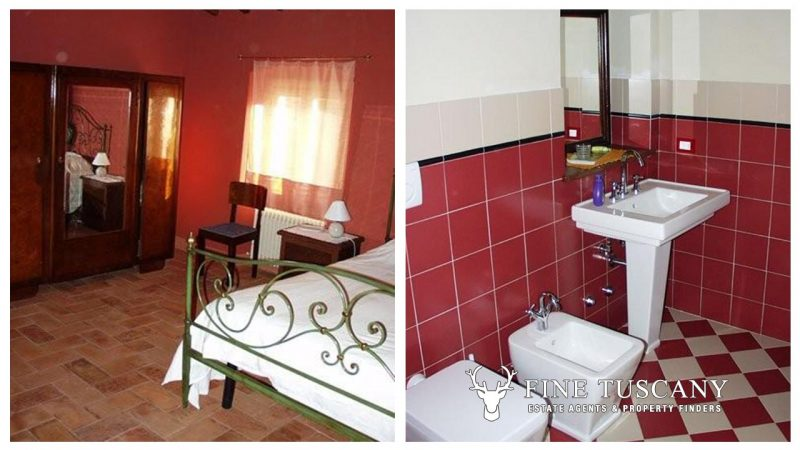 Country House for sale in Arezzo Chianti Tuscany Italy