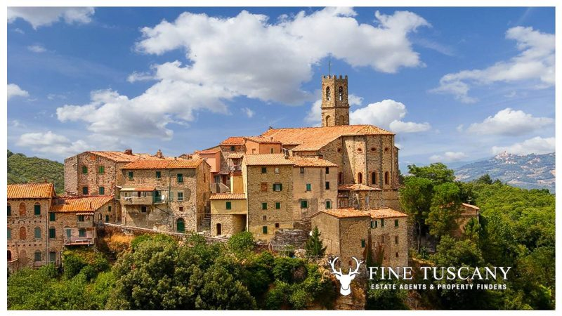 Bargain Apartment for sale in Tuscany