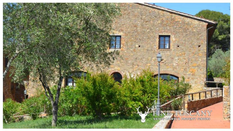 1 Bedroom Property for sale in Tuscany Italy