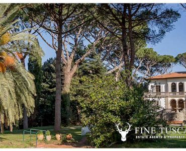 Luxury Villa with swimming pool for sale in Tuscany Italy