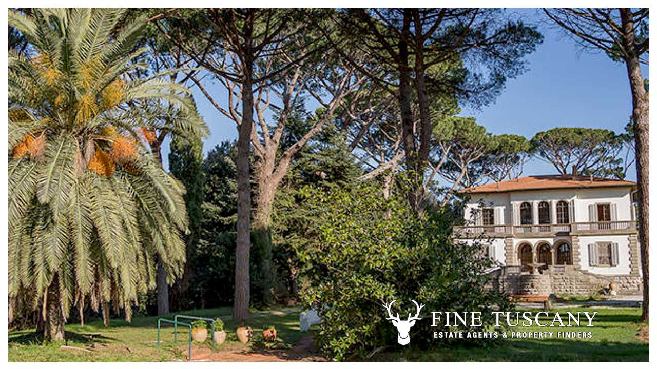 luxury villa with swimming pool for sale in tuscany italy - Luxury Villas Tuscany