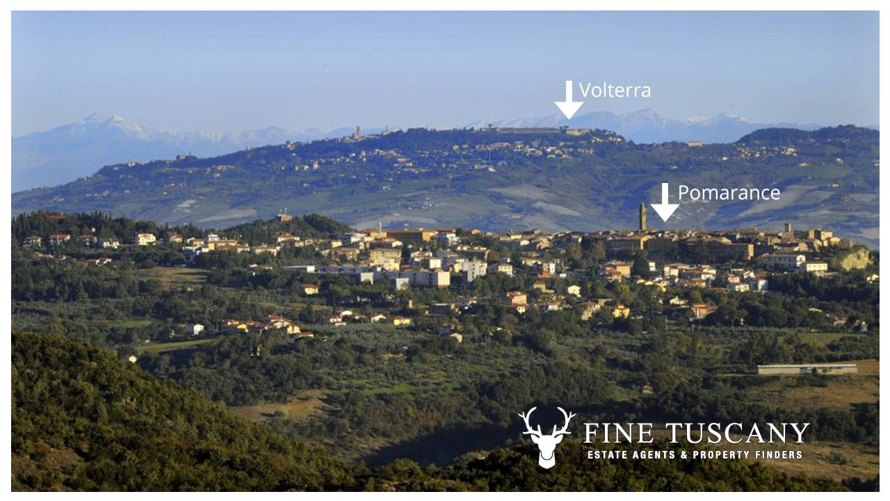 Buy Property In Tuscany Italy
