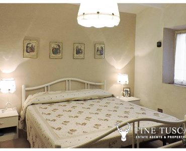 One Bedroom Apartment for sale in Pomarance Tuscany Italy