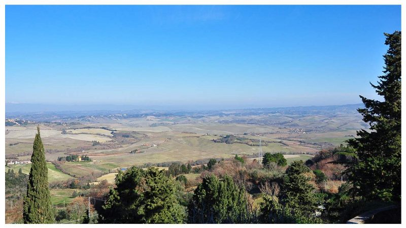 Property for sale in Orciatico, Tuscany, Italy