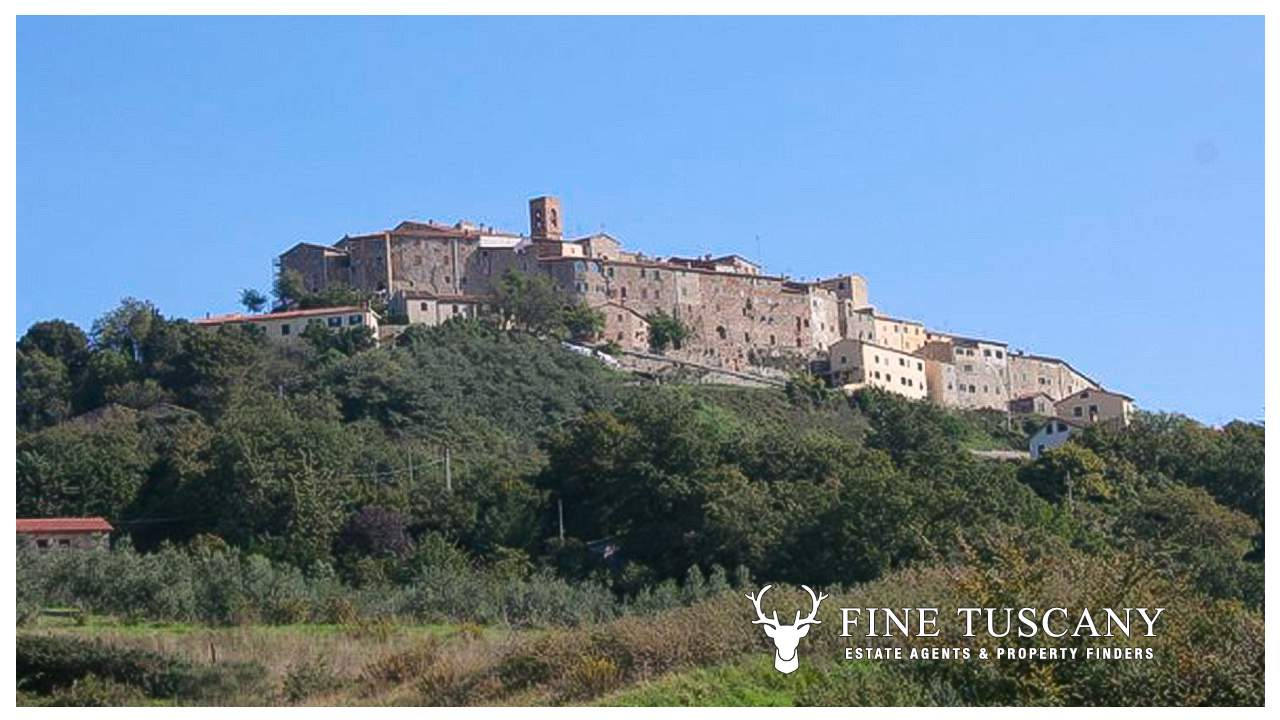 Rustic Apartment For Sale In Tuscany Italy Finetuscany Com