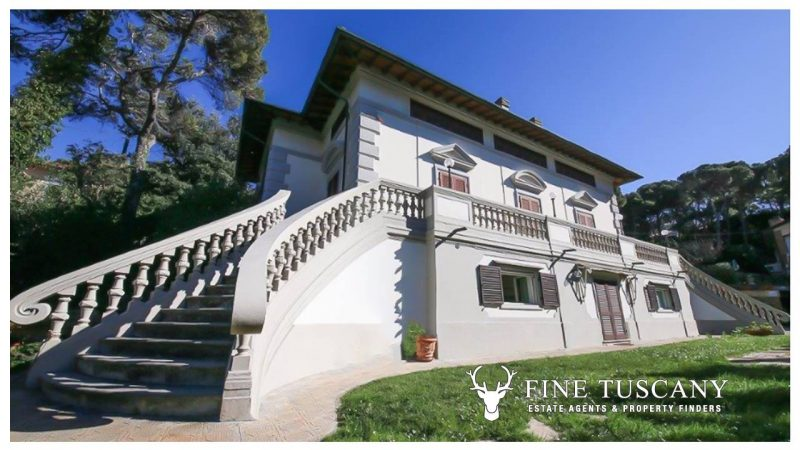 Villa for sale in Quercianella Tuscany Italy