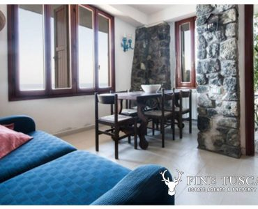 Seafront Property for sale in Castiglioncello, Tuscany, Italy