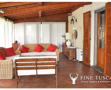 Villa for sale in Bientina, Tuscany, Italy - Conservatory 1