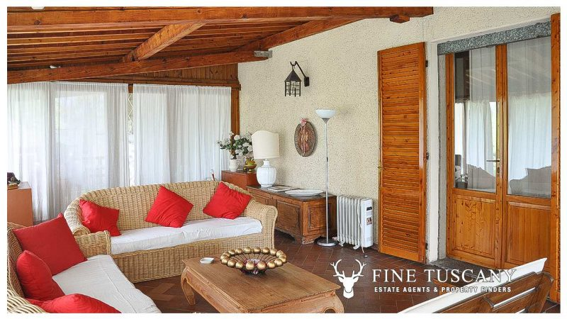 Villa for sale in Bientina, Tuscany, Italy - Conservatory 2