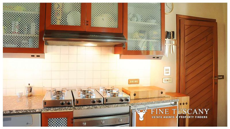 Villa for sale in Bientina, Tuscany, Italy - Kitchen details