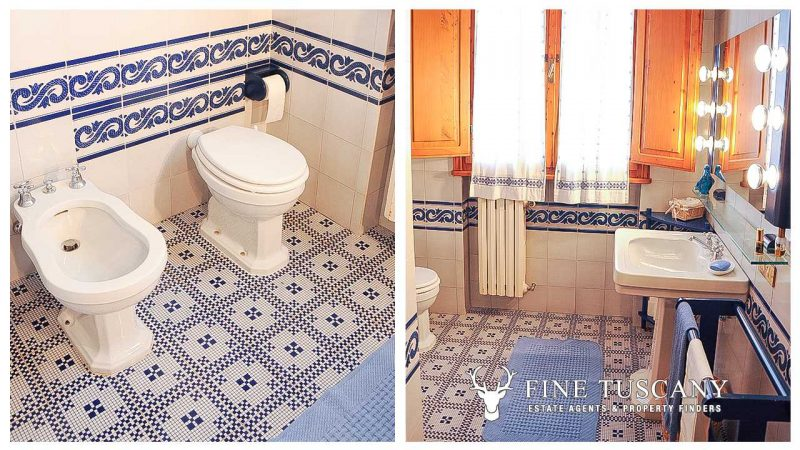 Villa for sale in Bientina, Tuscany, Italy - Shower room