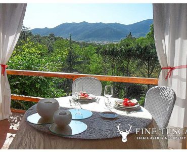 Villa for sale in Bientina, Tuscany, Italy - Terrace 1
