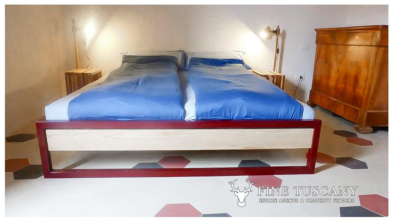 1 Bedroom Apartment For Sale In Massa Marittima Tuscany Italy