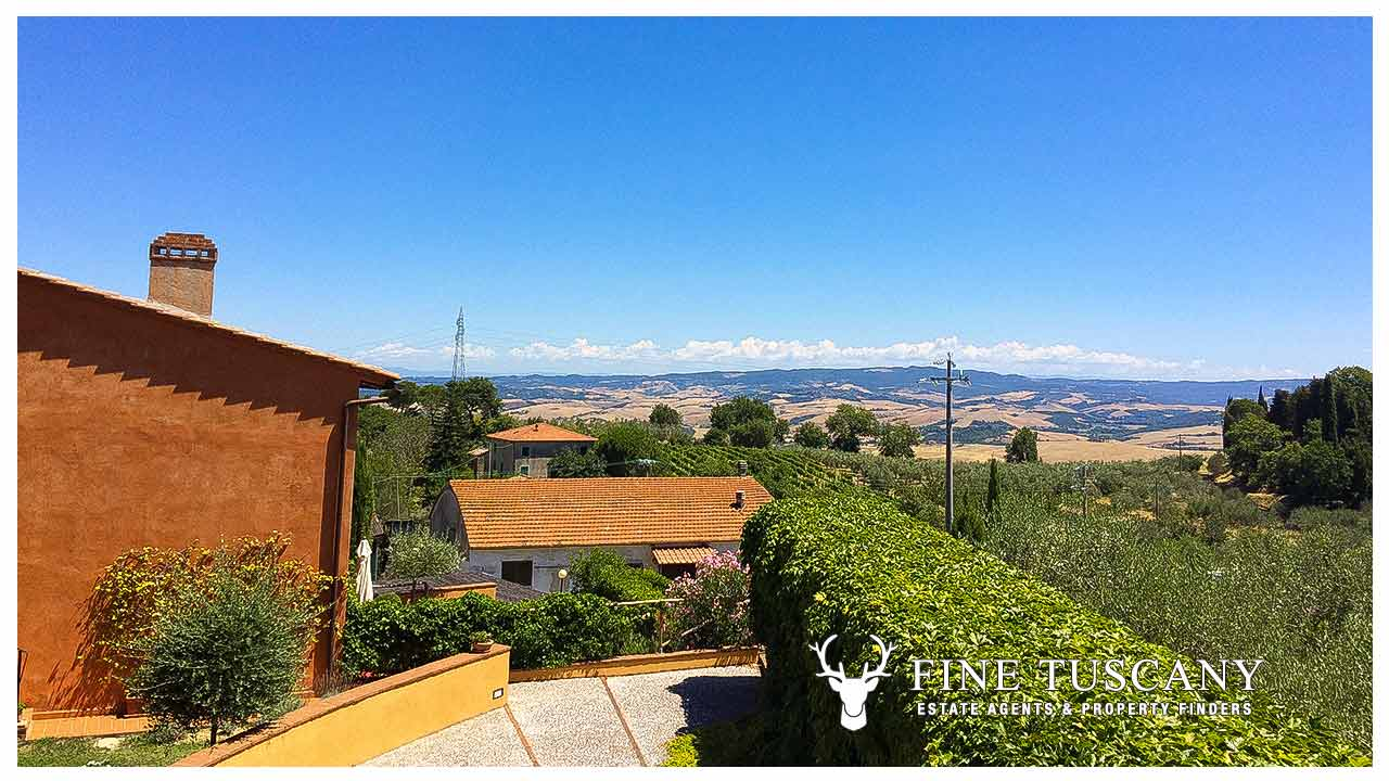 Immobiliers vendre 2 chambres appartement vendre en in for Acheter une maison en toscane italie