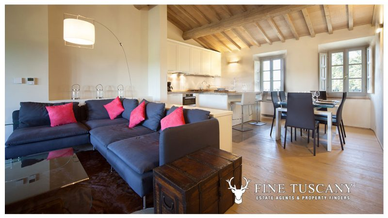 Apartment for sale in Castelfalfi Tuscany Italy