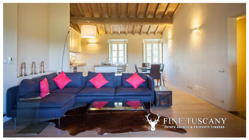 Property for sale in Castelfalfi Tuscany Italy