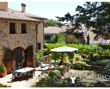 3 Bedroom House for sale in Orciatico, Lajatico, Laiatico, Tuscany, Italy