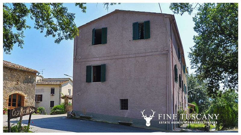 Italy property for sale in Tuscany, Chiusdino