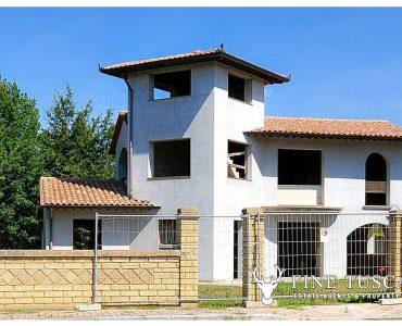 Villa for sale in Soiana Terricciola Pisa Tuscany Italy