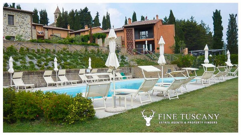 Orciatico Apartment for sale - Lajatico, Tuscany