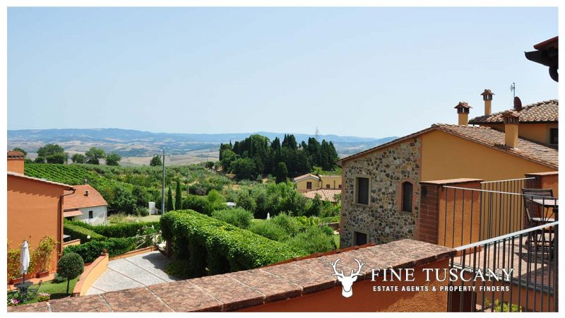 2 bedroom property for sale in Orciatico, Lajatico, Pisa, Tuscany