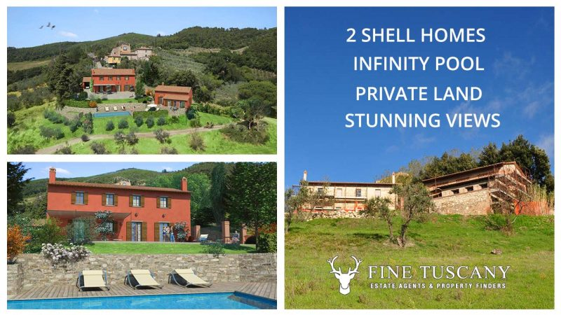 Italy property for sale in Palagio, Tuscany