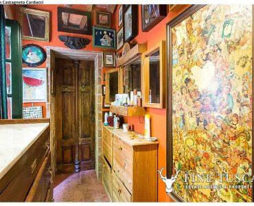Rustic property for sale in Castagneto Carducci Livorno Tuscany