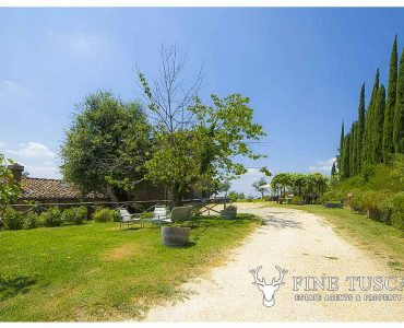 Agriturismo farm for sale in Rufina Florence Tuscany Italy