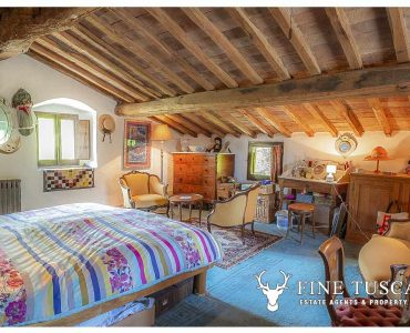 Character property for sale in Volterra Pisa Tuscany Italy