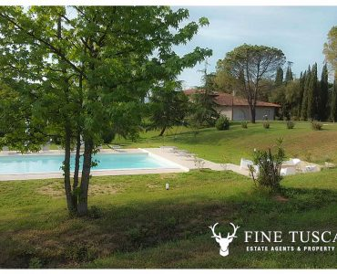 Villa for sale in Fauglia Pisa Tuscany Italy